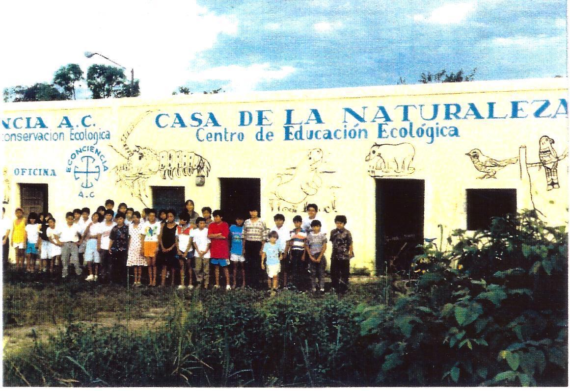 Portada Museo Casa de la Naturaleza